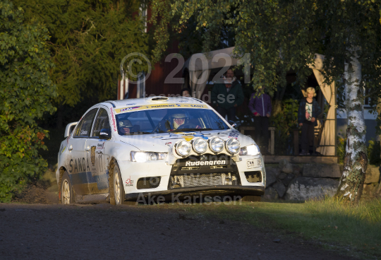 East Sweden Rally 2012